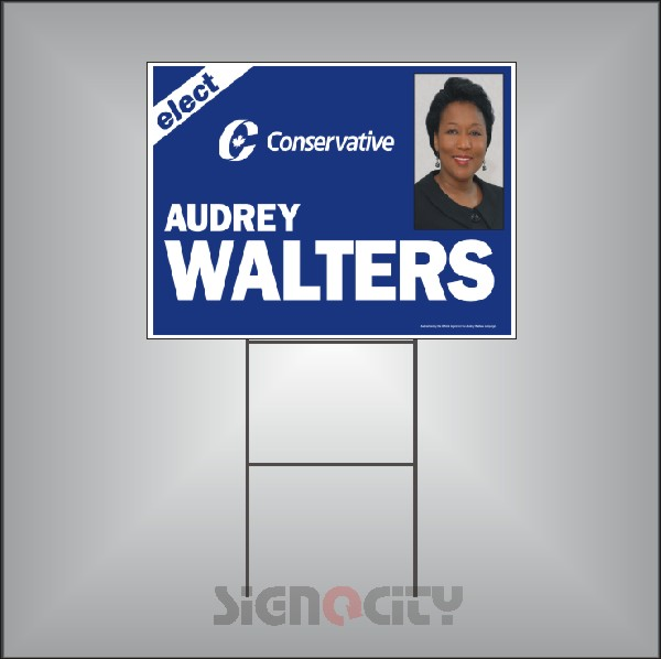 Election Signs 110