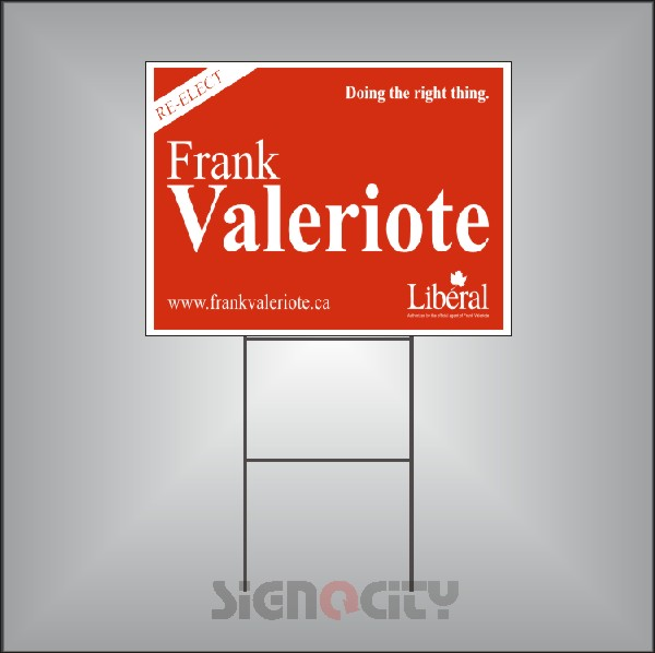 Election Signs 111
