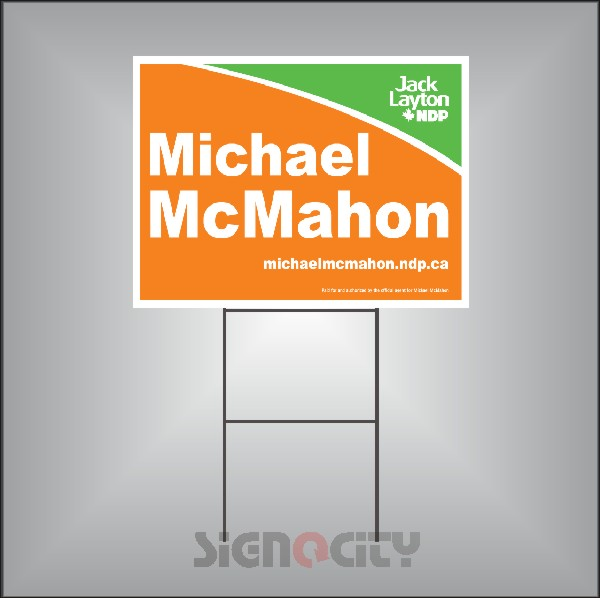 Election Signs 112