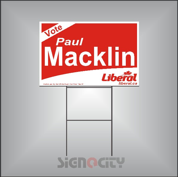 Election Signs k