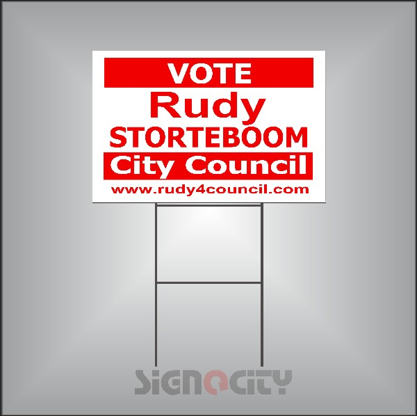 Election Signs o