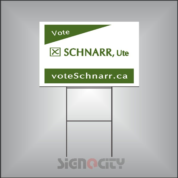 Election Signs p
