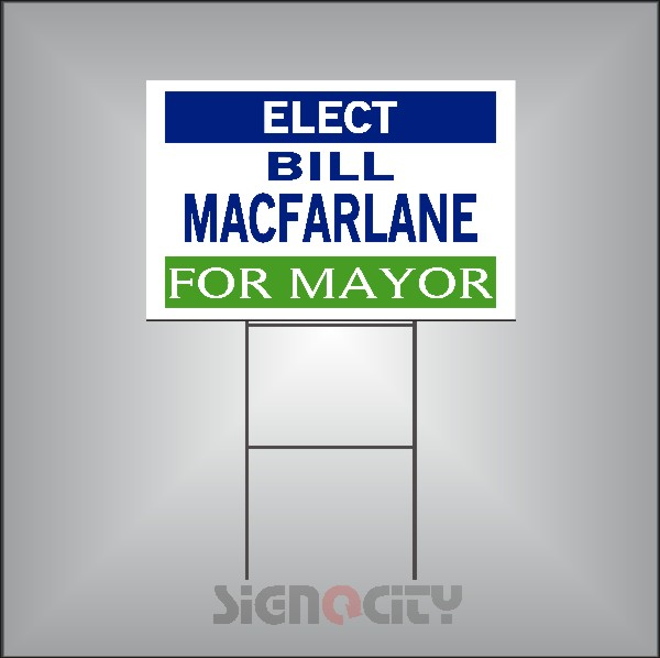 Election Signs r
