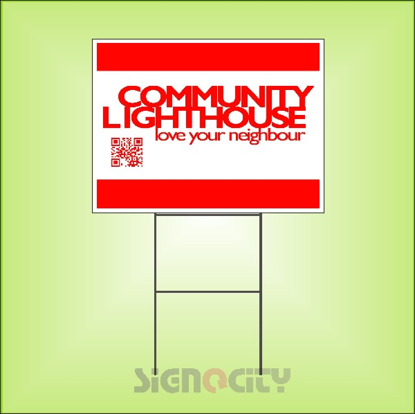 Yard Signs 7
